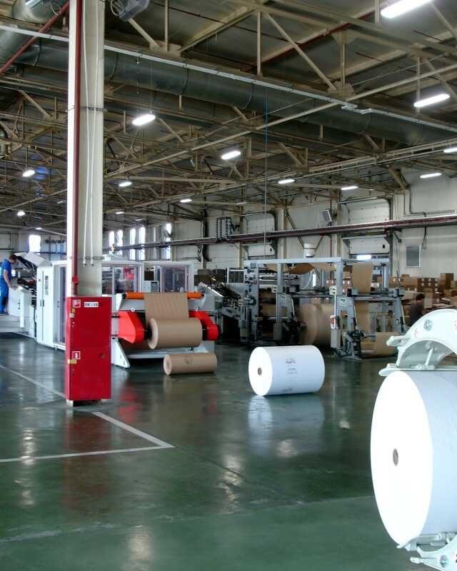 Производственный участок