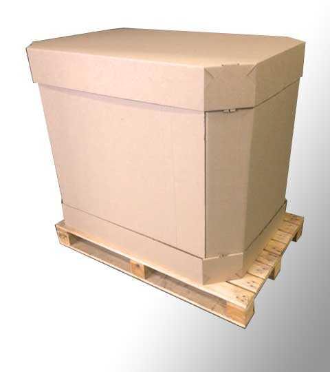 Упаковка для крупных грузов